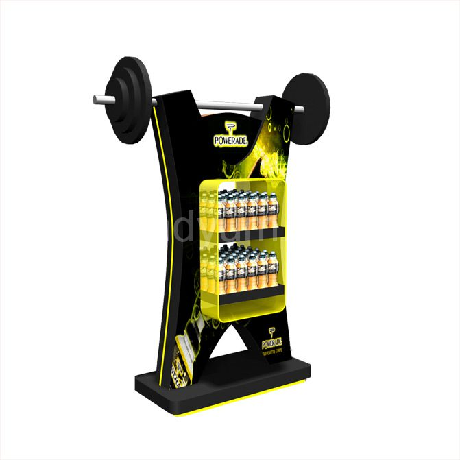 Example image of CREATIVE DESIGN STAND POWERADE