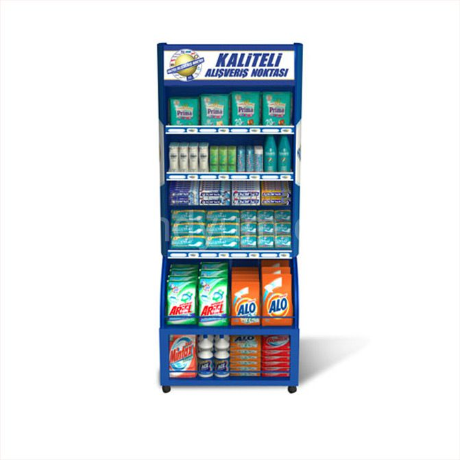 Example image of POP DISPLAY ALL BRANDS