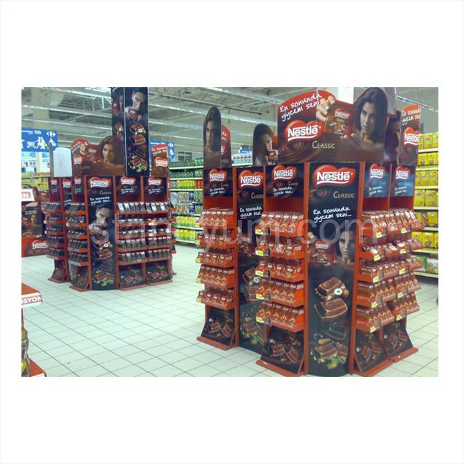 Example image of SHOP IN SHOP STAND NESTLE CLASSIC