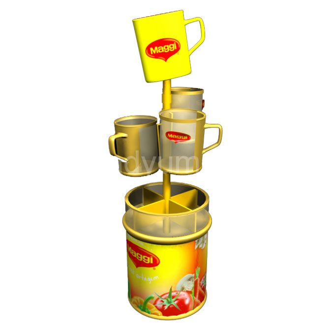 Example image of CREATIVE DESIGN STAND MAGGI