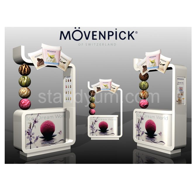 Example image of CREATIVE DESIGN STAND MOVENPICK