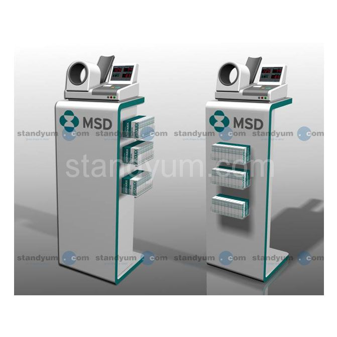 Example image of CREATIVE DESIGN STAND MSD