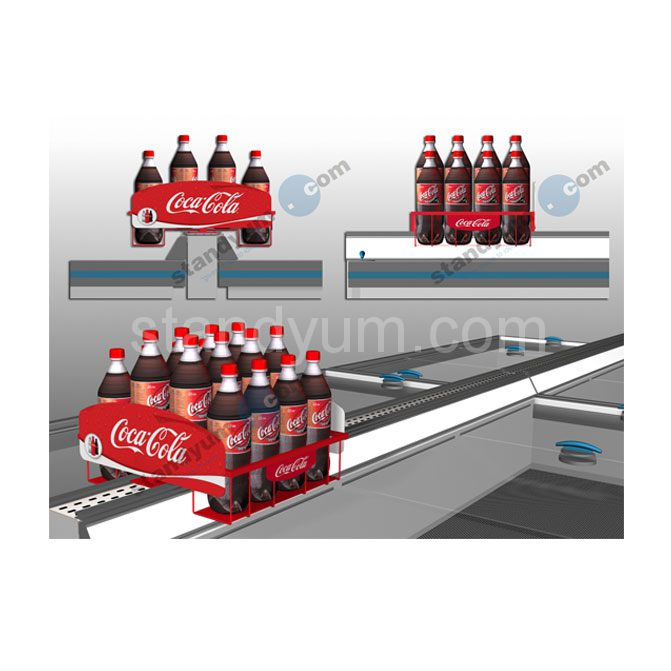 Example image of CREATIVE DESIGN STAND COCA COLA