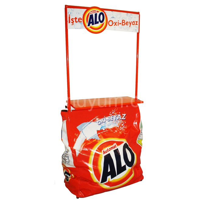Example image of POP DISPLAY STAND ALO