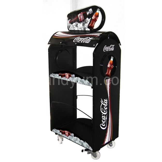 Example image of POP DISPLAY STAND COCA COLA ZERO