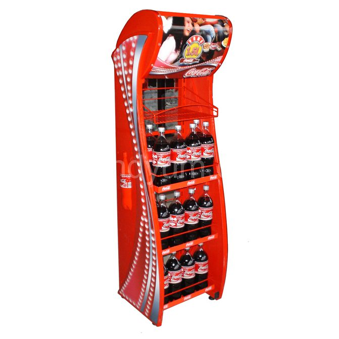 Example image of POP DISPLAY STAND COCA COLA