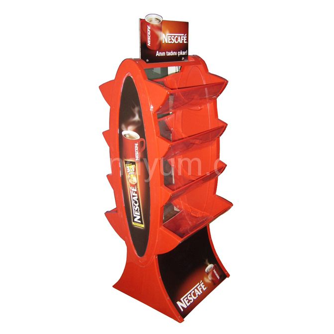 Example image of POP DISPLAY STAND NESCAFE