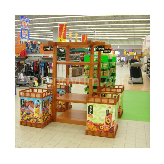Example image of SHOP IN SHOP STAND CAPPY