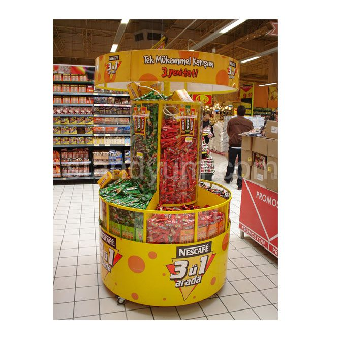 Example image of SHOP IN SHOP STAND NESCAFE 3IN1
