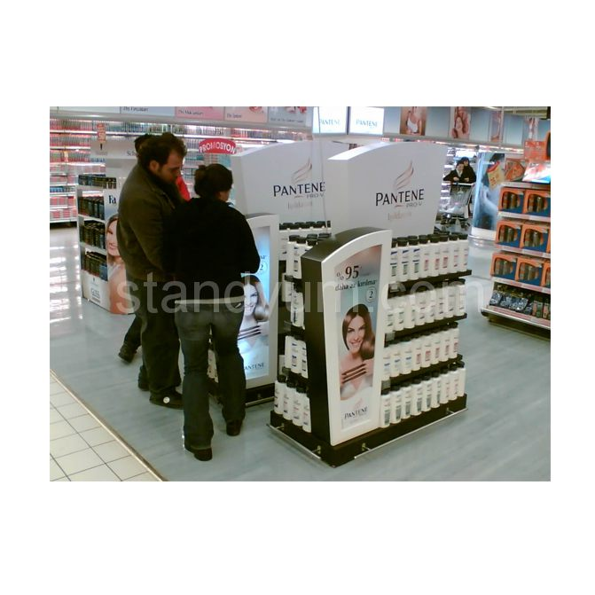 Example image of SHOP IN SHOP STAND PANTENE