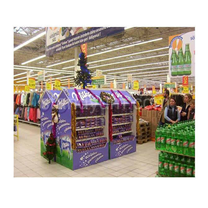Example image of SHOP IN SHOP STAND MILKA