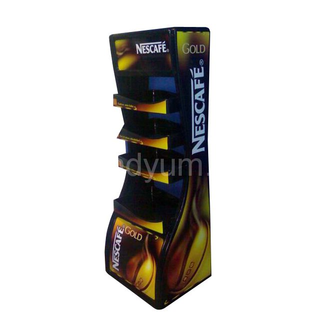 Example image of POP DISPLAY STAND NESCAFE GOLD