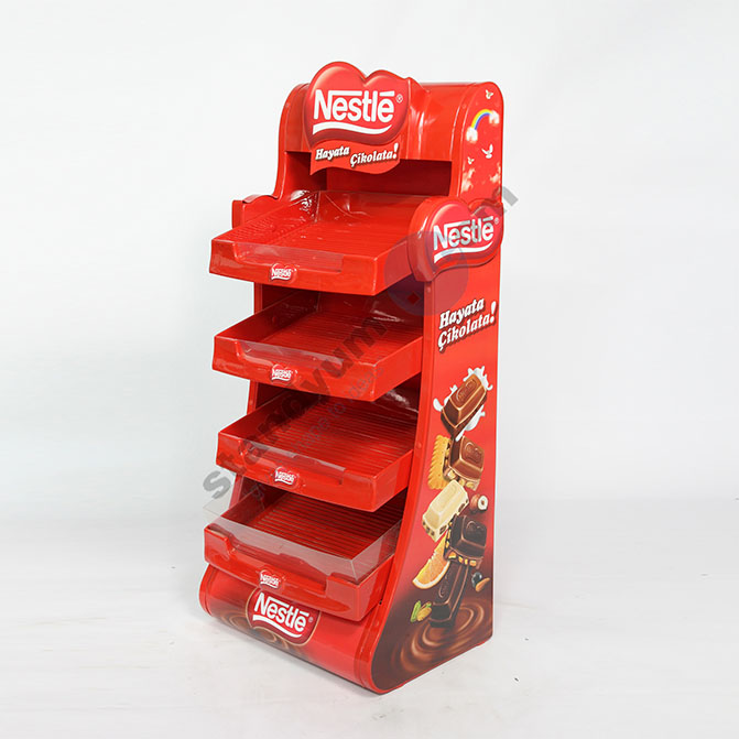 Example image of POP DISPLAY STAND NESTLE TABLET