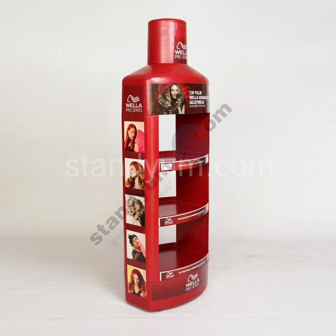 Example image of POP DISPLAY STAND WELLA