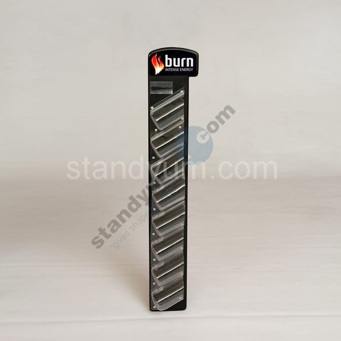 Example image of BURN ÜRÜN TEŞHİR STANDI