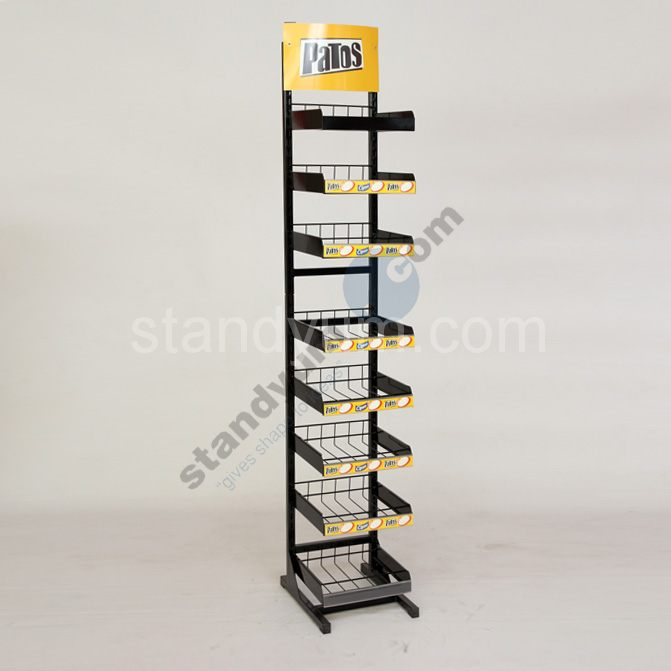 Example image of POP DISPLAY STAND PATOS