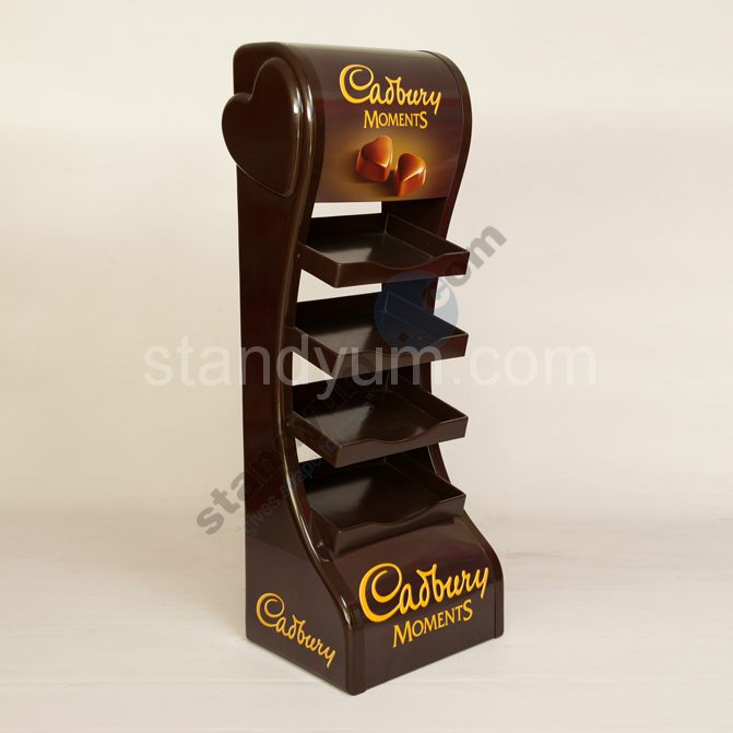 Example image of POP DISPLAY STAND CADBURY