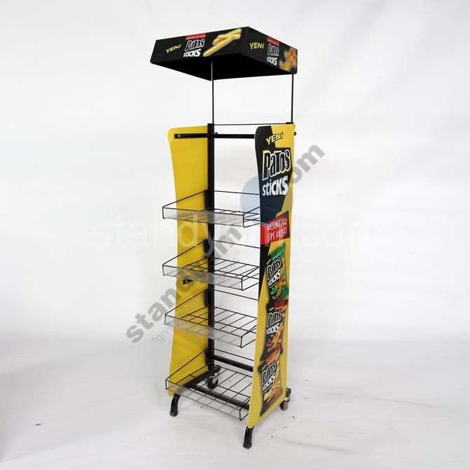 Example image of POP DISPLAY STAND PATOS STICKS