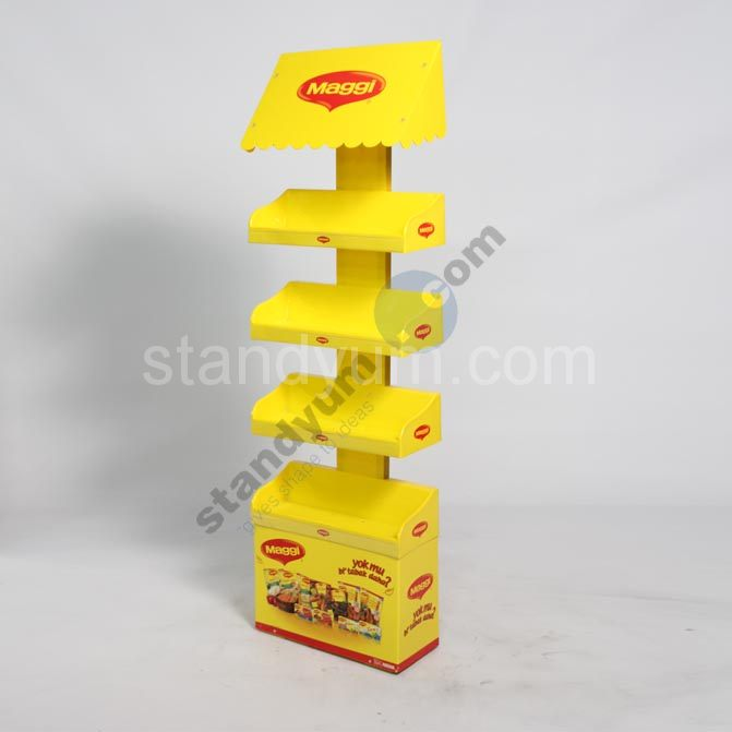 Example image of POP DISPLAY STAND MAGGI
