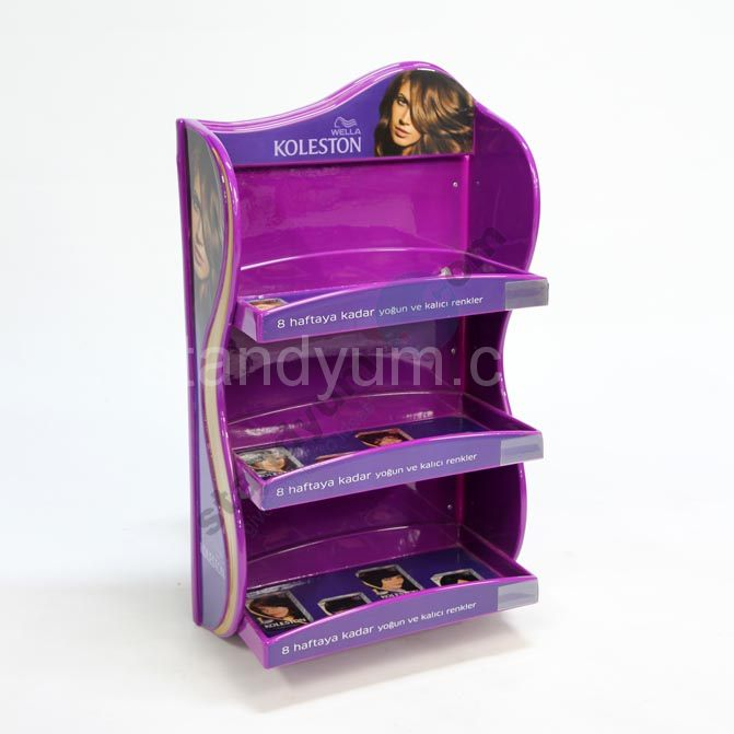 Example image of POP DISPLAY STAND WELLA_2